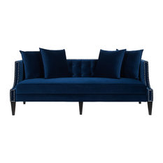 Blue Sofas Couches