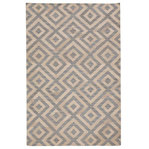 Bakero Luisa Rug, Light Blue/Natural, 140x200 Cm