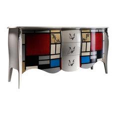 LOLA GLAMOUR - Комод Mondrian - Комоды