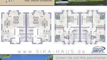 Doppelhaushälfte in Budenheim