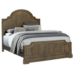 Rustic Panel Beds by Progressive Furniture