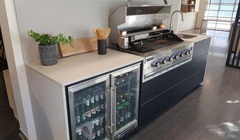 Amici Euro Alfresco Kitchen Package