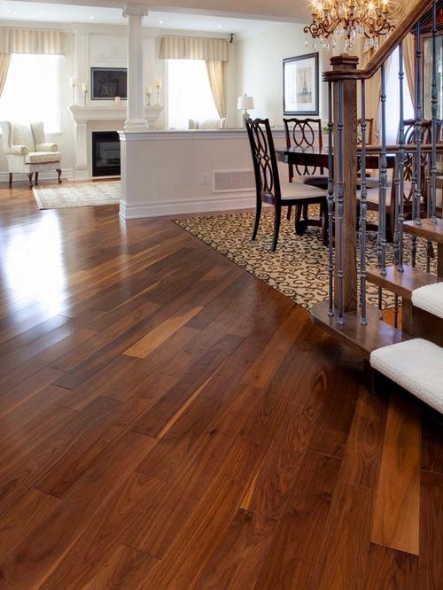 Black Walnut Hardwood Flooring black walnut hand scraped locking solid hardwood 34in x 4 34in 942820837 floor and decor Black Walnut Hardwood Floors