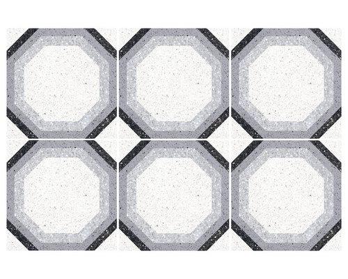 For Ottagono F - Wall & Floor Tiles