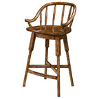 Charlie Tractor Seat Bar Stool Industrial Bar Stools