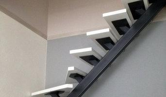 Лестница для квартиры
