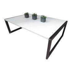 Zen Concrete Coffee Table, Concrete