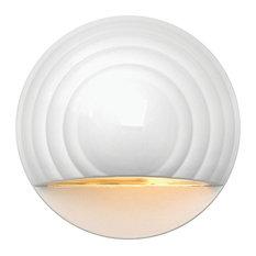 Hinkley Lighting LED Deck Light shown in Matte White Finish