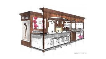 Kiosque Onglerie / Maquillage