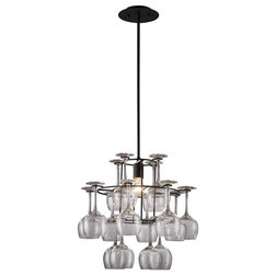 Stunning Contemporary Chandeliers by Mylightingsource