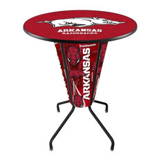 Lighted Arkansas Pub Table by Holland Bar Stool Company