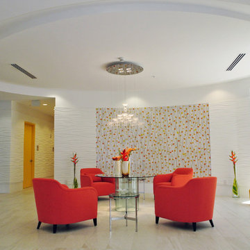 MIAMI, FLORIDA – Building by Related Group – Interior Design By J Design Group.