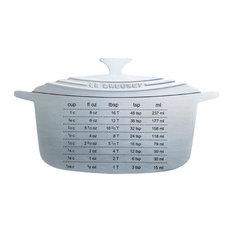 Le Creuset 18/8 Stainless Steel Measurement Converter Magnet