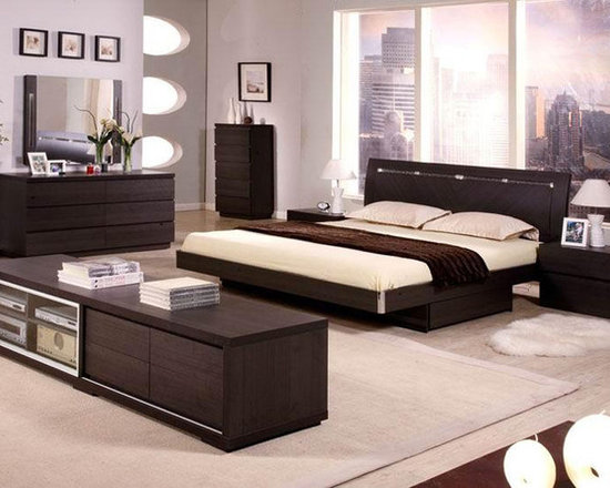 Modern Bedroom Sets master bedroom sets, luxury modern and italian collection