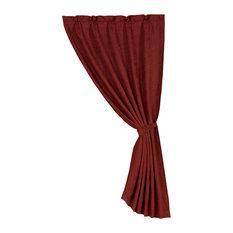 Microfiber Suede Curtain