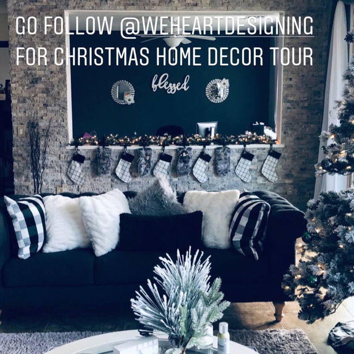 Christmas decorating 2019