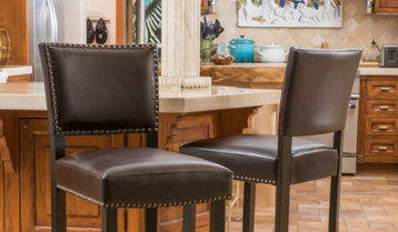 Up to 70% Off Upholstered Bar Stools