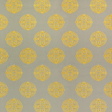 Fabric ideas for Roman Blinds - RW - colour in grey/yellow