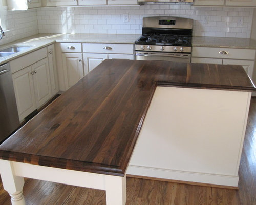 Walnut Butcher Block Countertop   Major Kitchen Appliance Parts And  Accessories