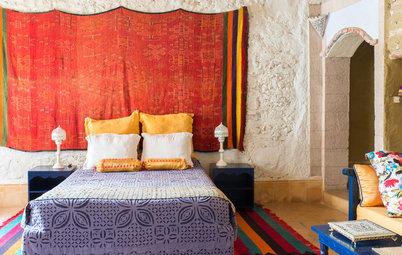 Suivez le Guide : La maison enchantée de Sue à Essaouira