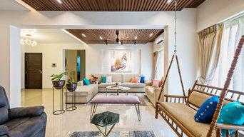 luxury 4bhk interiors