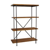 Large Industrial Shelving Unit