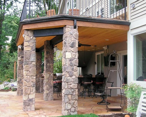 Roof structures outdoor kitchens for Outdoor kitchen roof structures
