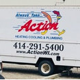 ACTION HEATING & COOLING's profile photo