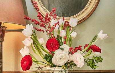 Tillykke Margrethe! Vi fejrer Dronningen med 80 festlige buketter