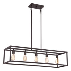 Quoizel NHR538 New Harbor 5 Light Pendant