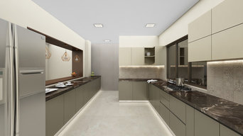 Kuche7 Modular Kitchen