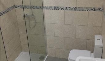 Mr & Mrs Harrison Guest Bathroom
