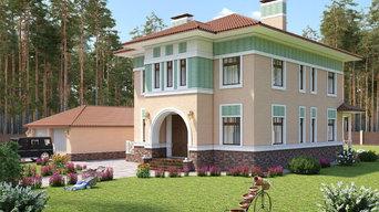 Тиффани_219 кв.м. (строительство: 6 195 000 руб.)