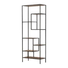 """Irondale Helena Bookcase, 84"""""""
