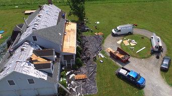New Roof, Campbell Hall NY, Orange County NY
