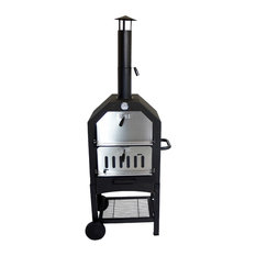 Elite Pizza Oven With Pizza Peel and Stone
