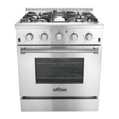 Thor Kitchen - Astoria Professional-Style Gas Range - Gas Ranges and Electric Ranges
