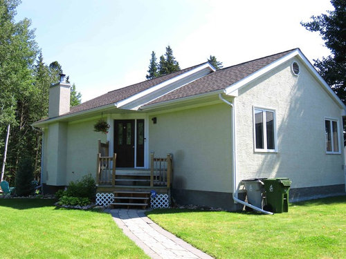 Exterior Paint Color Neutrals Help For A Small Stucco House
