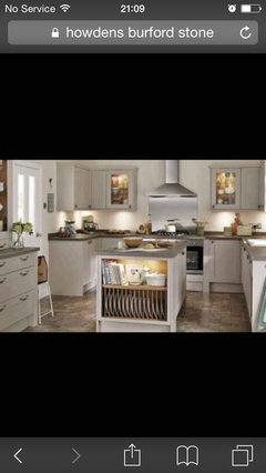 Astonishing Kitchen Cabinet Colour Howdens Stone Download Free Architecture Designs Crovemadebymaigaardcom