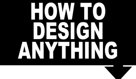 How to Design Anything