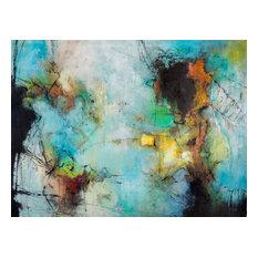 """Skyfall""  - Large Modern Artwork"