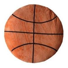 Basketball Plush Pillow