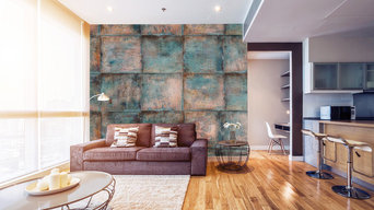 Copper Wall