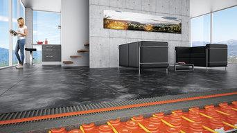 Schluter Underfloor Heating System - Bekotec-Term