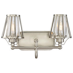 Fancy Traditional Bathroom Vanity Lighting by Savoy House