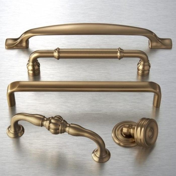 Top Knobs Honey Bronze