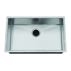 Frigidaire Single Bowl 16 Gauge 304 Stainless Steel Undermount Sink