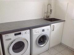 waschmaschine unter waschbecken. Black Bedroom Furniture Sets. Home Design Ideas