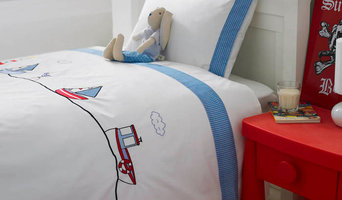 Kid's Bedrooms by King of Cotton