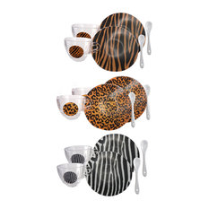 Safari 18-Piece Coffee Set
